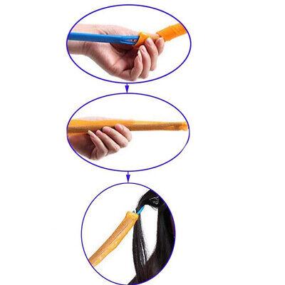 NEU Magic Frisur Bendy Haar Lockenwickler Spirallocken Spiral Curls DIY Werkzeug 8