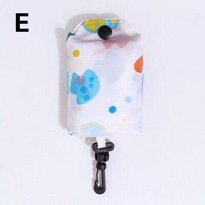 Reusable Foldable Eco Shopping Bag Animal Tote Handbags Fold Away Bags 5