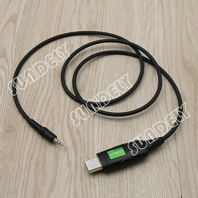CABLE USB PROGRAM Clone Cord For Icom Radio IC-91A IC-91AD +RS-91 Software