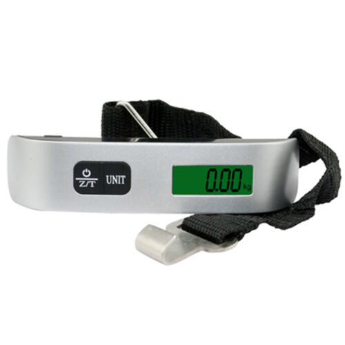 Electronic Portable Digital Luggage Scale Handheld Travel Suitcase Weighing 50KG 3