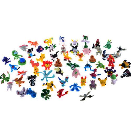 Mignon Dessin Animé Pokemon Go Mini Aléatoire En Gros Plein