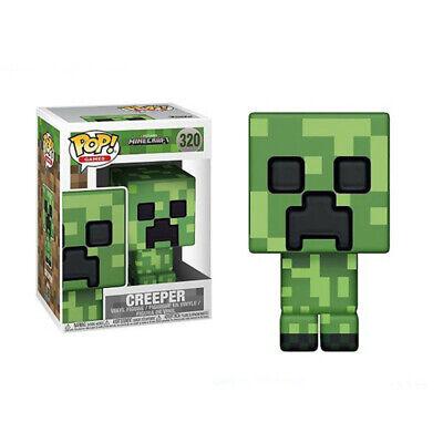 Minecraft Steve in Diamond Armor Action Figures Funko Pop! Model PVC Doll Toys U 2