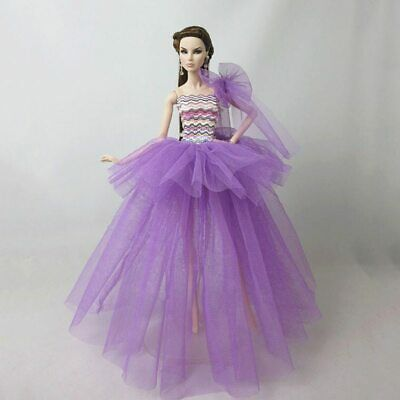 Fashion Costume Clothes For 11.5in. Doll Dress Party Dresses Outfits 1/6 Doll 8