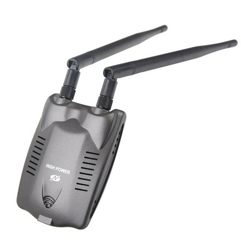 Password Crack Internet Long Range Dual Wifi Antenna USB Wifi Adapter DecodW$