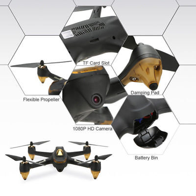Hubsan X4 Drone H501S S FPV RC Quadcopter 1080P HD Follow Me Auto-Return GPS USA 9