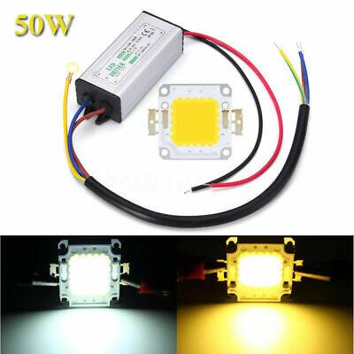 10W 20W 30W 50W 70W 100W LED Driver High Power Supply Waterproof LED Chip Bulb 10