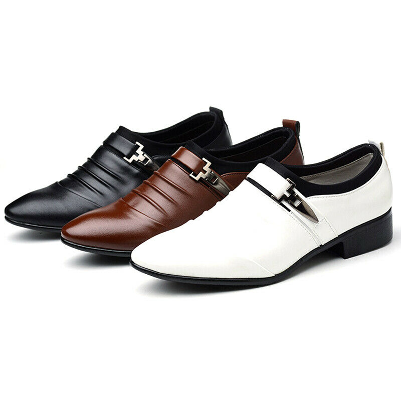 watch 3780e 46859 HERREN LEDER BUSINESS Braun Anzug Schuhe Work Halbschuhe Slip On Business  Loafer