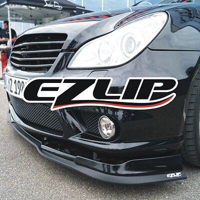 BLACK FRIDAY EZ-LIP Universal Spoilerlippe Lippe Frontspoiler Spoiler Lip Tuning 8