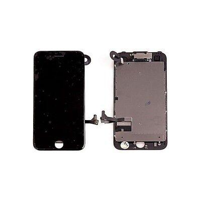 BLOC COMPLET VITRE TACTILE ECRAN LCD IPHONE 6/6 plus/6s/6s+/7/7+/8/8+ NOIR/BLANC 12