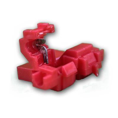 Sicherungs Halter ANL Sicherung rot Hauptsicherung Batteriefahrzeuge Kfz Nfz
