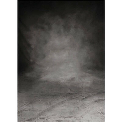 1 of 4free shipping fashion vinyl grey black photography backdrop photo studio background prop 5x7ft