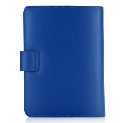 RFID Blocking Passport Holder Travel Wallet Leather Case Cover Securely Holds US 8
