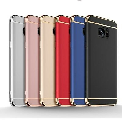Fr Samsung Galaxy S7 S8 S9 S10 Plus Shockproof Hard Rugged Protective Case Cover 11
