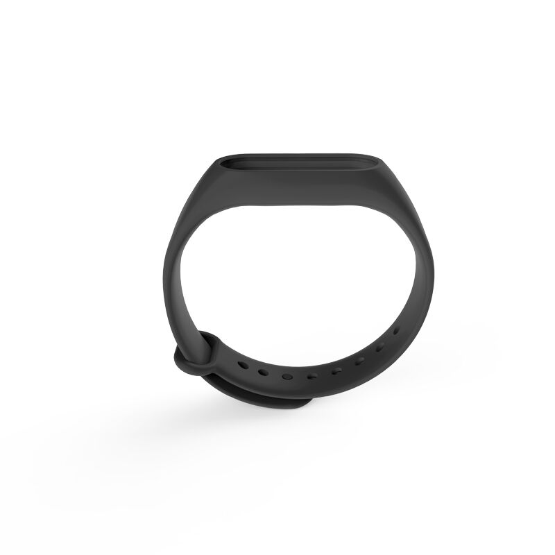 Silicone Wrist Strap Fitness Band with Clasp For Xiaomi Mi Band Miband 2 Tracker 12
