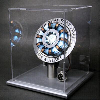 Iron Man Arc Reactor MK2 Tony Stark Heart LED USB DIY Model Figure Movie Prop 2