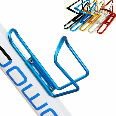 Aluminum Alloy Bike Bicycle Cycling Drink Water MTB Bottle Holder Rack Cages 1PC 3