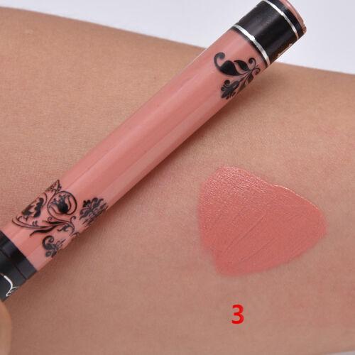 15Colors Fashion Lip Gloss Matte Liquid Lipstick Makeup Long Lasting Waterproof 5