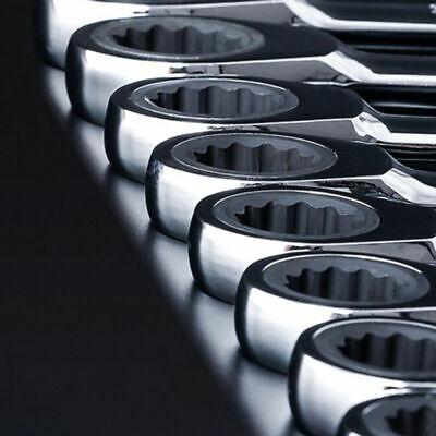 Clé à cliquet clés fourche anneau 6-32mm clé plate 10