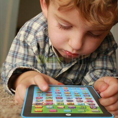Kids Children TABLET MINI PAD Educational Learning Toys Gift For Boys Girls Baby 6