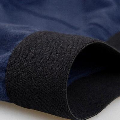 6 Colors Men's Cotton Soft Breathable Comfy Boxers Underwear Bulge Briefs Shorts 8