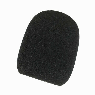 5pcs Microphone Windscreen Pop Filter Sponge Foam Wind Shield Mic Cover 6