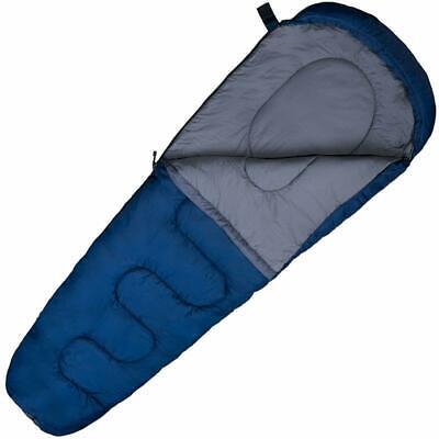 Profi Mumien Schlafsack 250 g/m² Sommer Camping Wandern Outdoor Explorer -9°C 3