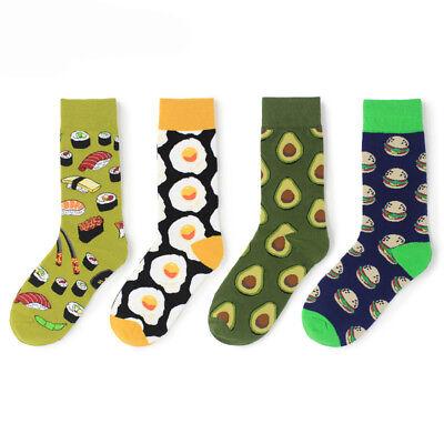 55 Styles Men Women Harajuku Food Animal Creative Sock Novelty Funny Socks Sox 11