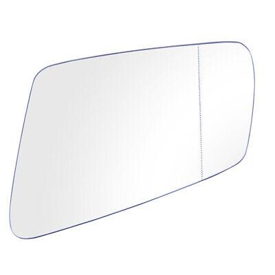 Left Hand Passenger Side BMW 3 Series 2008-2013 Convex Wing Door Mirror Glass
