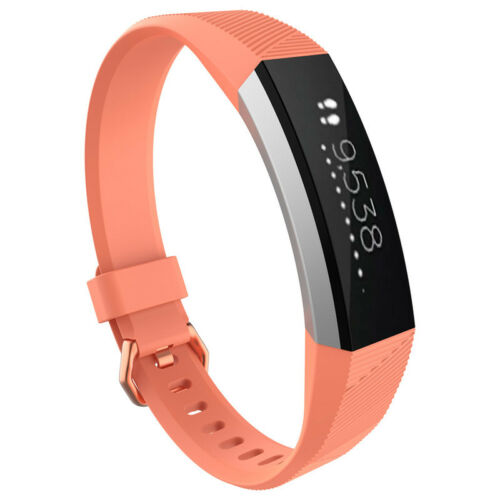 Replacement Small / Large Classic Wrist Band Strap for Fitbit Alta HR Wristband 4