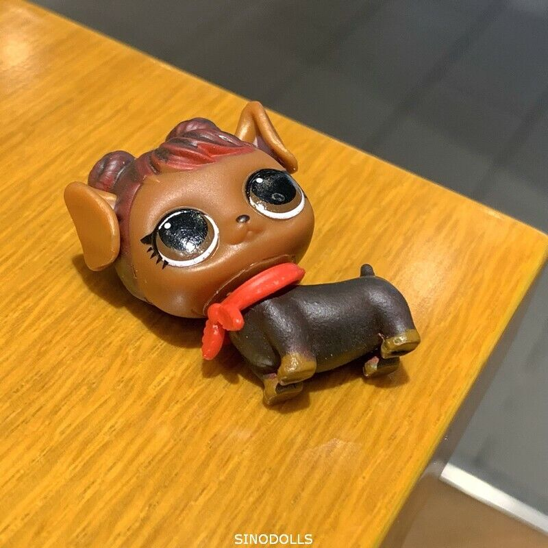 """LOL Surprise LILS Makeover Series PUP IN THE WOODS """"Lil Pet"""" Series 5 TOY GIFT 3"""
