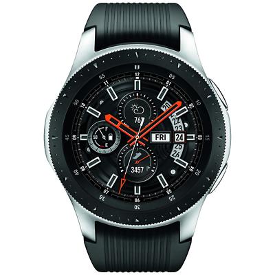 BUNDLE Samsung Galaxy Bluetooth Watch 46mm Silver SM-R800NZSCXAR 2