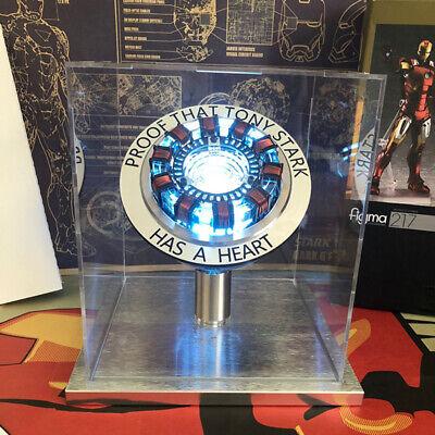Iron Man Arc Reactor Proof that Tony Stark has a heart LED Lamp Light Arc MK2 3