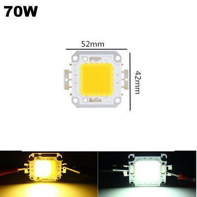 10W 50W 100W LED Lamp Light COB SMD Bulb Chip 20W 30W 70W High Power DIY 12-36V 10
