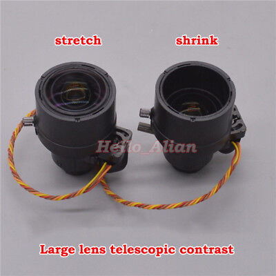 2-Phase 4-Wire Stepper Motor Camera Lens Viewfinder Camera Optical Lens Shutter 4