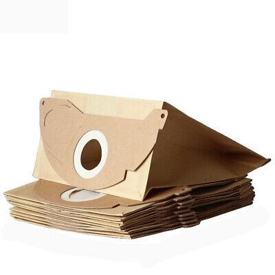 Staubsaugerbeutel für Karcher 6.959-130.0 6.904-322.0 Papiertüten Filter MV4 MV3 9