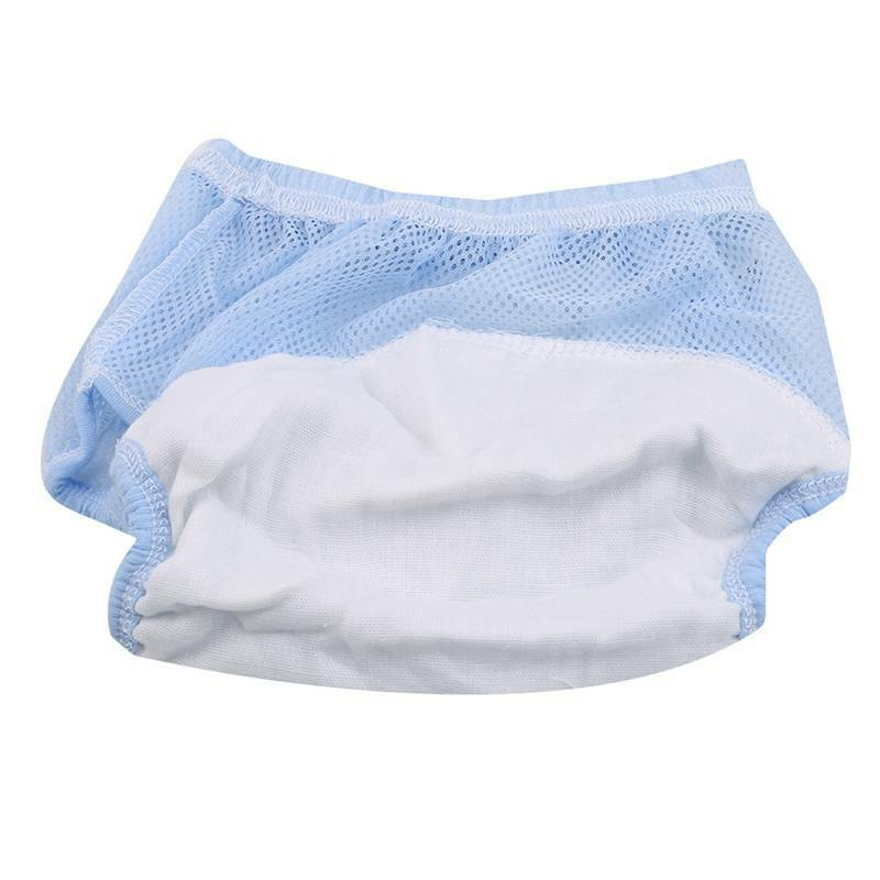 Washable Waterproof Cloth Diaper Cover  Baby Infant Diaper Reusable Nappy LJ 7