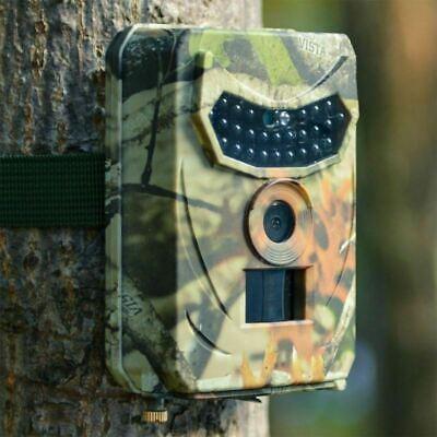 12Mp 1080P Fototrappola Mimetica Spia Videocamera Digitali Infrarosso Invisibile 3