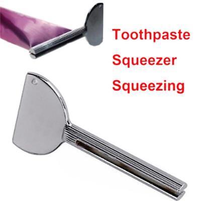 Tube Toothpaste Squeezer Keys, Metal Hair Dye Color Key Roller LH 3