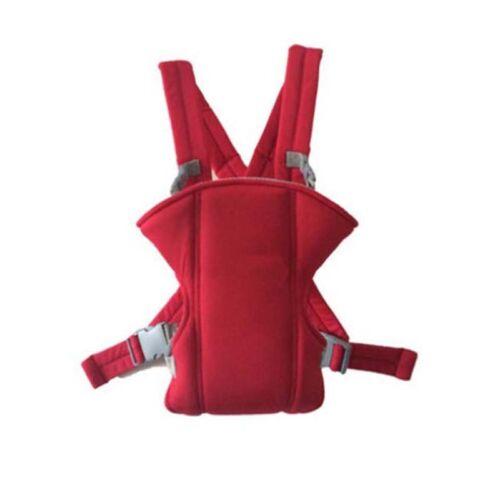 Newborn Infant Baby Carrier Adjustable Comfort Sling Rider Backpack