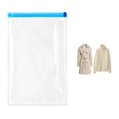 5* 35x50 Aufbewahrungsbeutel Vakuum-Beutel Kleidung Garderobe Textil 5* 40x60