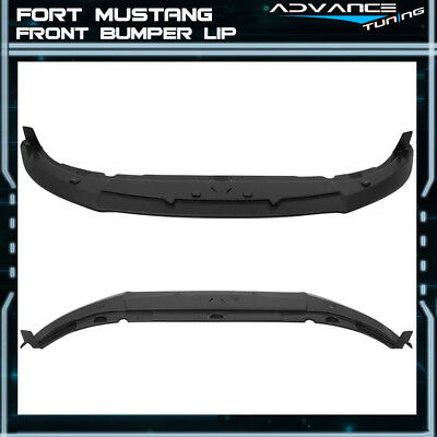 Fits 10-14 Ford Mustang Shelby GT500 OE Style Lower Front Bumper Lip Spoiler PP