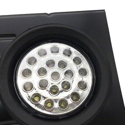 2 X 12V TAIL LIGHTS 63 LED TRUCK UTE TRAILER STOP INDICATOR PAIR 12 Volt NEW AU 7