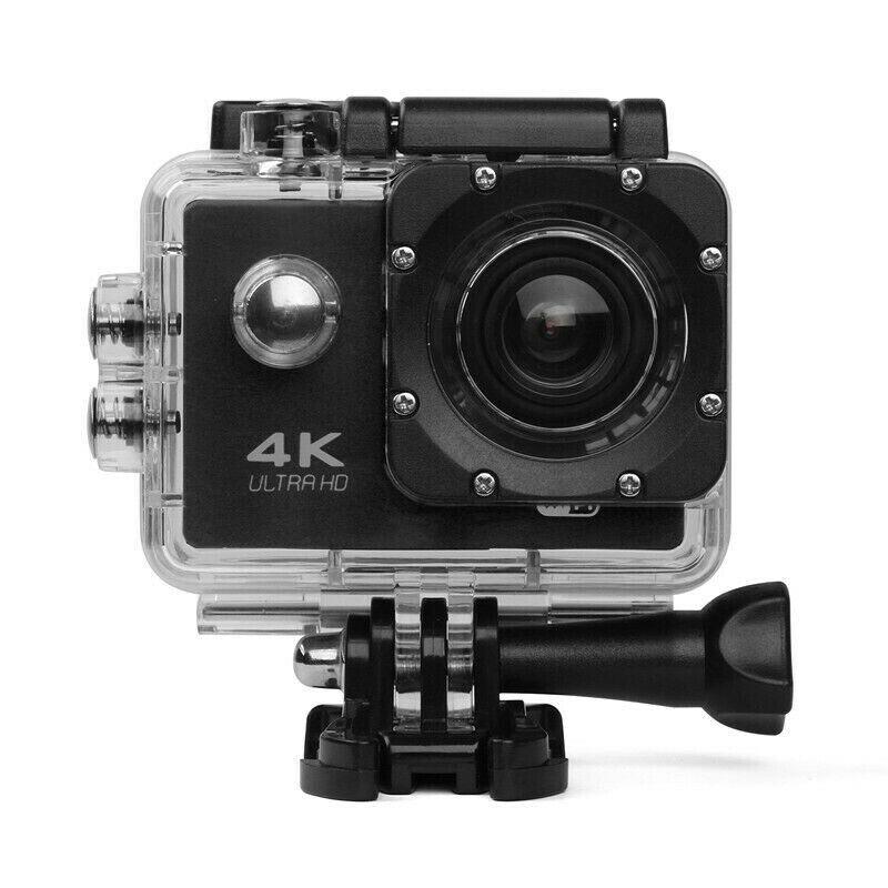 Ultra 4K Full HD 1080P Waterproof Outdoor Sport Camera WiFi Action Camcorder DVR 5