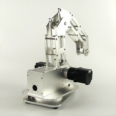 4-Axis 4-DOF Robot Arm Industrial Mechanical Arm + 57 Gear Motors 2.5kg 500W tps 7