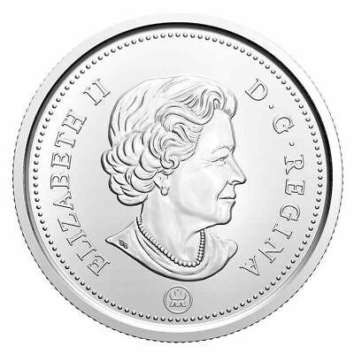 Canada 2020 Brilliant Uncirculated BU UNC MS Fifty Cent Piece!! 3
