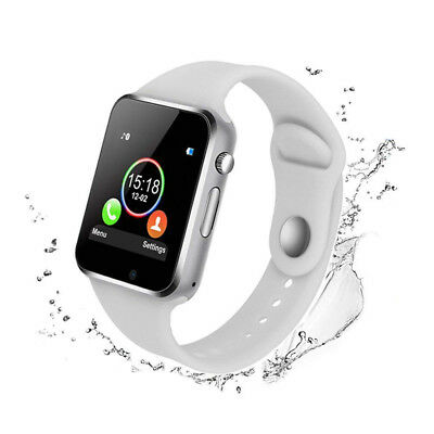 Bluetooth Smart Wrist Watch A1 GSM Phone For Android Samsung iPhone Man Women 2