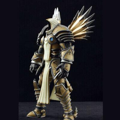 "NECA Tyrael Diablo Archangel Justice Heroes of Storm Blizzard 7/"" Action Figure"