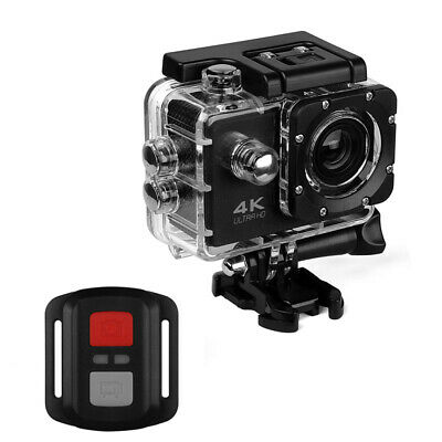 Full HD Action Camera Sport Camcorder Waterproof DVR 1080P/4K WiFi Remote Go Pro 8