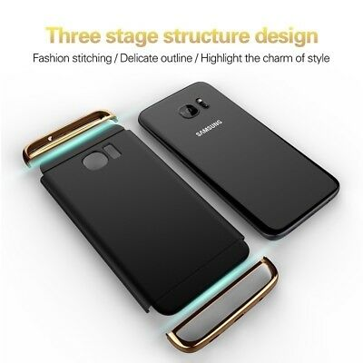 Fr Samsung Galaxy S7 S8 S9 S10 Plus Shockproof Hard Rugged Protective Case Cover 9