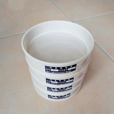 12-200 Mesh 1.66-0.074mm Aperture Lab Standard Test Sieve Nylon Diam 20cm Newest 2